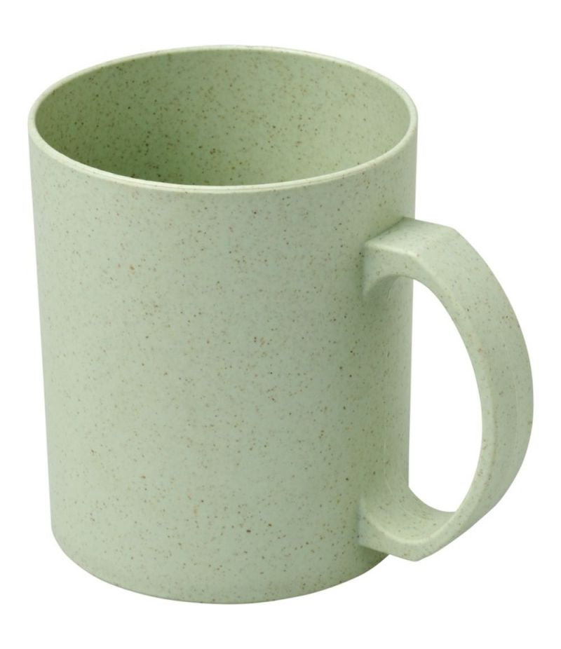 Tazza Mug colore MENTA in fibra di paglia e polipropilene ECO FRIENDLY