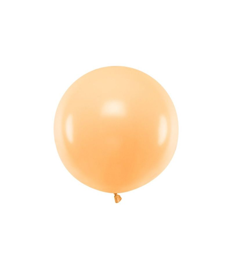 Palloncino Mongolfiera Pallone 60 cm in lattine colore PESCA